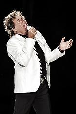 Rod Stewart concert, Birmingham