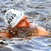 NLD/Amsterdam/20150906 - Amsterdam City Swim 2015, nr.323 Kees Kruythoff