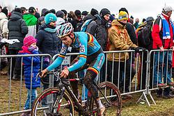 Gianni Vermeersch (BEL), Men Elite, Cyclo-cross World Championship Tabor, Czech Republic, 1 February 2015, Photo by Pim Nijland / PelotonPhotos.com