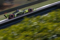 April 20, 2018 - Birmingham, Alabama, United States of America - April 20, 2018 - Birmingham, Alabama, USA: CHARLIE KIMBALL (23) of the United States takes to the track to practice for the Honda Grand Prix of Alabama at Barber Motorsports Park in Birmingham, Alabama. (Credit Image: © Justin R. Noe Asp Inc/ASP via ZUMA Wire)