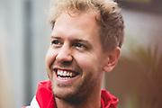 October 18-21, 2018: United States Grand Prix. Sebastian Vettel (GER), Scuderia Ferrari, SF71H
