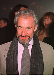 Actor SIMON CALLOW  at an exhibition in London on 25th February 1998.<br /> MFS 10