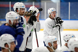 Jan Drozg during team Slovenia practice at IIHF World Championship DIV. I Group A Kazakhstan 2019, on May 4, 2019 in Barys Arena, Nur-Sultan, Kazakhstan. Photo by Matic Klansek Velej / Sportida