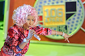 NICKI MINAJ, BET'S '106 & PARK' 2012