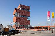 Museum aan de Stroom - MAS, Antwerp