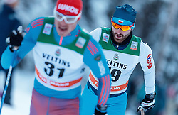 27.11.2016, Nordic Arena, Ruka, FIN, FIS Weltcup Langlauf, Nordic Opening, Kuusamo, Herren, im Bild Jan Antolec (POL) // Jan Antolec of Poland during the Mens FIS Cross Country World Cup of the Nordic Opening at the Nordic Arena in Ruka, Finland on 2016/11/27. EXPA Pictures © 2016, PhotoCredit: EXPA/ JFK