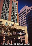 Harrisburg, PA City Center Hi Rise Commercial Buildings,  Downtown New Buildings