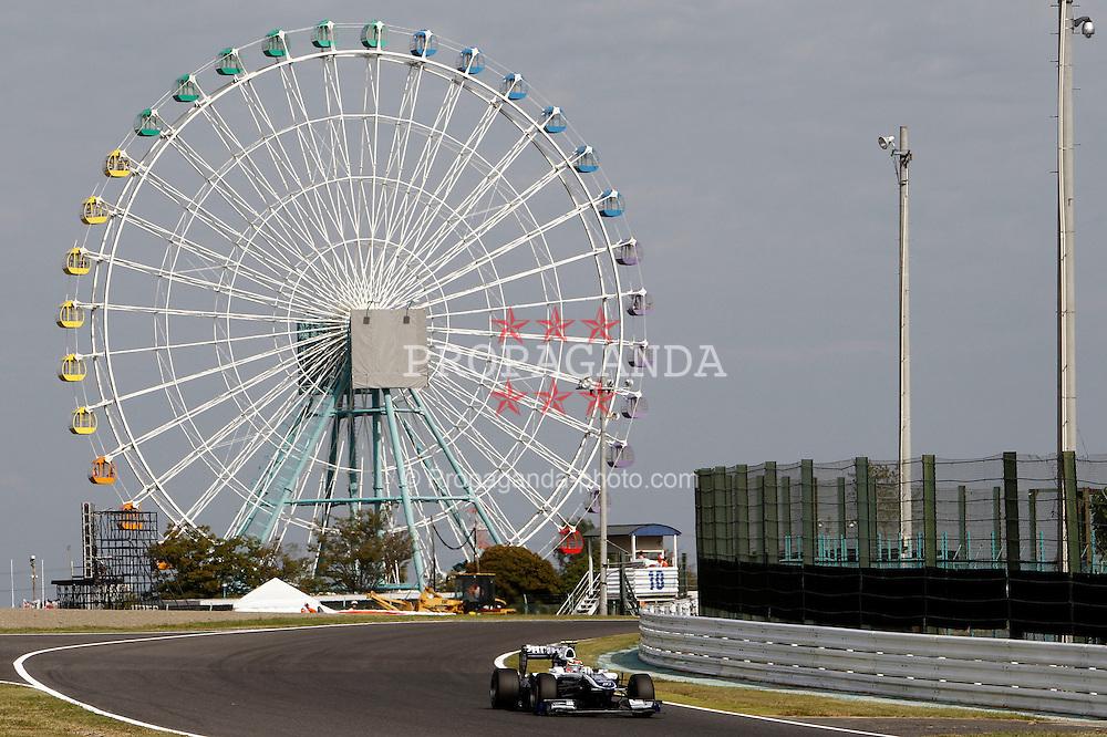 Motorsports / Formula 1: World Championship 2010, GP of Japan, 10 Nico Huelkenberg (GER, AT&T Williams),
