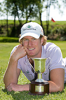 WESTWOUD - Professional Golfer Wil Besseling . Copyright KOEN SUYK