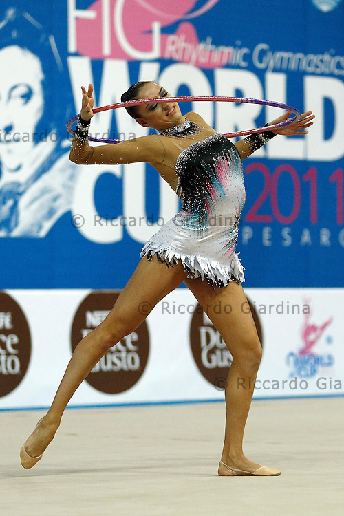 Evgeniya KANAEVA (RUS) - Individual Competitions :: FINALS
