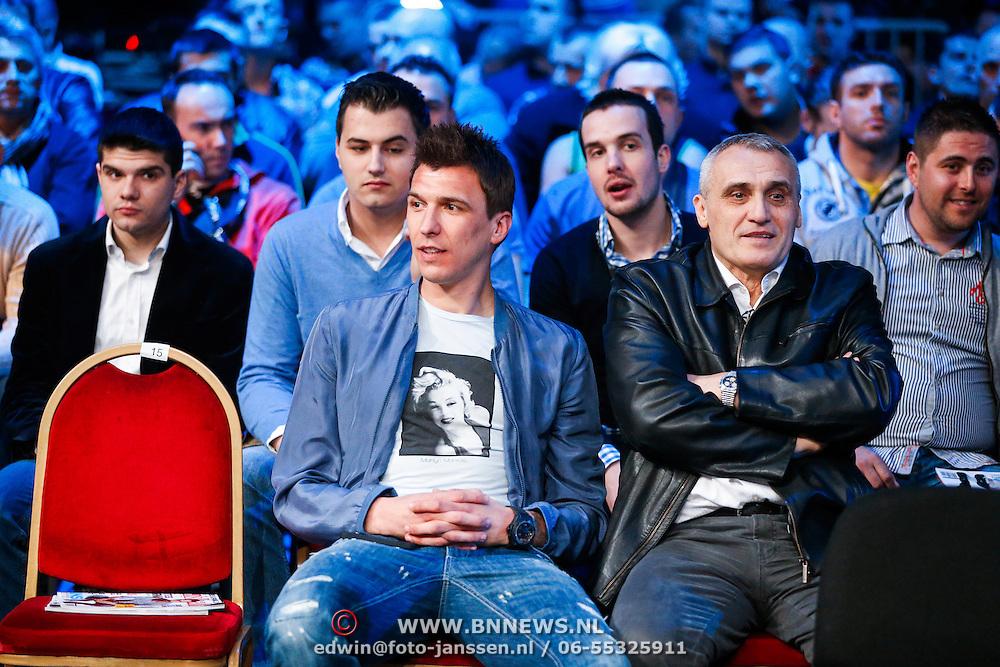 CRO/Zagreb/20130315- K1 WGP Finale Zagreb, Mario Mandzukic