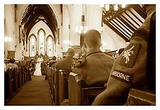 1940s Wedding Ceremony