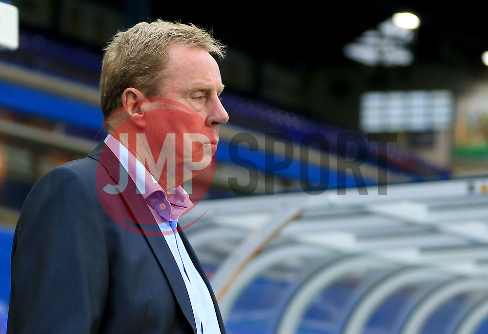 Birmingham City manager Harry Redknapp - Mandatory by-line: Paul Roberts/JMP - 08/08/2017 - FOOTBALL - St Andrew's Stadium - Birmingham, England - Birmingham City v Crawley Town - Carabao Cup