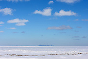 GARY | A view of Chicago from Marquette Park in Gary on Tuesday, Feb. 8, 2011.