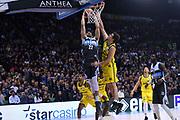 Andrew Eugen Crawford<br /> Vanoli Cremona - Happy Casa New Basket Brindisi<br /> Postemobile Final Eight - Finale<br /> Legabasket 2018/2019<br /> Firenze, 17/02/2019<br /> Foto M.Ceretti / Ciamillo-Castoria
