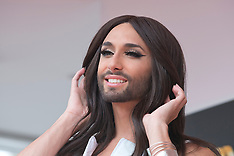 JUL 03 2014 Conchita Wurst in Madrid