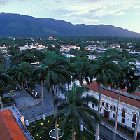 Panorámica de San Felipe, Edo. Yaracuy, Venezuela.