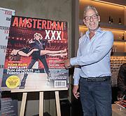 Koninklijk Theater Carre, Amsterdam. Lancering van de zevende editie van Amsterdam XXXl. Op de foto: Joh. Heuckeroth