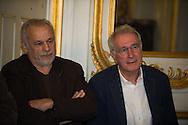 ©www.agencepeps.be - 24042014 - Festival du Film Policier de Liège 2014 - Pics: Francis Perrin et Bernard Le Coq