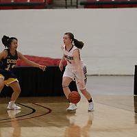 Women's Basketball: University of California-Santa Cruz Banana Slugs vs. Hamline University Pipers