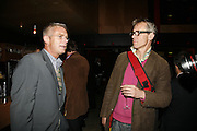 Stephen Daldry and Julian Webber, Young Vic Official opening  following extensive two-year refurbishmen. The Cut. London. 20 October 2006. -DO NOT ARCHIVE-© Copyright Photograph by Dafydd Jones 66 Stockwell Park Rd. London SW9 0DA Tel 020 7733 0108 www.dafjones.com