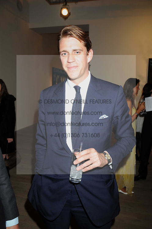BEN ELLIOT at the Quintessentailly Summer Party at the Phillips de Pury Gallery, 9 Howick Place, London on 9th July 2008.<br /><br />NON EXCLUSIVE - WORLD RIGHTS