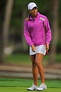 Cheyenne Woods during the final round of the IOA Golf Classic at Alaqua Country Club on March {today day}, 2014 in Longwood, Florida.<br /> <br /> ©2014 Scott A. Miller