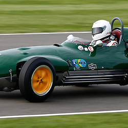 GOODWOOD REVIVAL.....David Woodhouse in a 1955 Cooper Norton mk9 in the official practice for the Earl of March Trophy ..(c) STEPHEN LAWSON | SportPix.org.uk