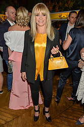 JO WOOD at an Evening of Riviera Inspired Glamour in aid of CLIC Sargentheld at Sketch, 9 Conduit Street, London on 25th January 2016.