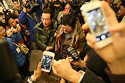 BEIJING, CHINA - MARCH 8: (CHINA OUT)<br /> <br /> Malaysia Airlines Disaster<br /> <br /> A relative of passengers onboard Malaysia Airlines flight MH370 cries at the Metropark Lido Hotel on March 8, 2014, in Beijing, China. Malaysia Airline Flight MH370 from Kuala Lumpur to Beijing and carrying 239 onboard was reported missing after the crew failed to check in as scheduled while flying over waters between Malaysia and Ho Chi Minh City in Vietnam.<br /> ©Exclusivepix