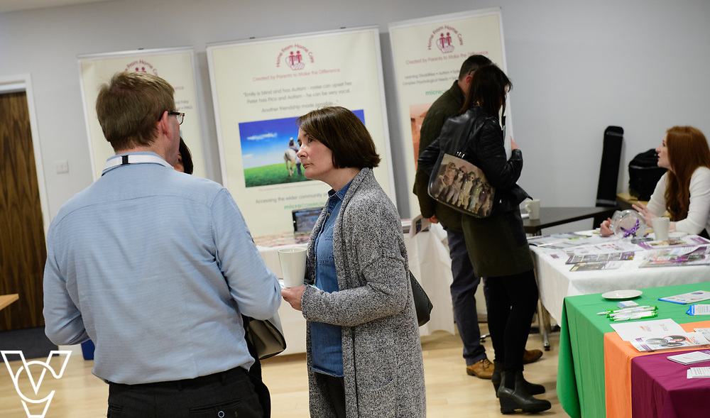 Social Care Exchange 'The Next Steps' transition event.<br /> <br /> Picture: Chris Vaughan Photography<br /> Date: March 28, 2017