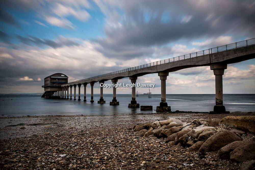 Bembridge Lifeboat Station/Pier, Isle of Wight. RNLI. © Leigh Dawney Photography 2014.