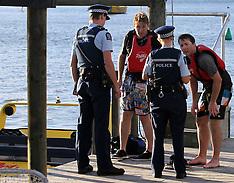 Rotorua-Two tourists rescued from Lake Rotorua