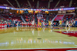 NORMAL, IL - February 05:  during a college basketball game between the ISU Redbirds and the Valparaiso Crusaders on February 05 2019 at Redbird Arena in Normal, IL. (Photo by Alan Look)