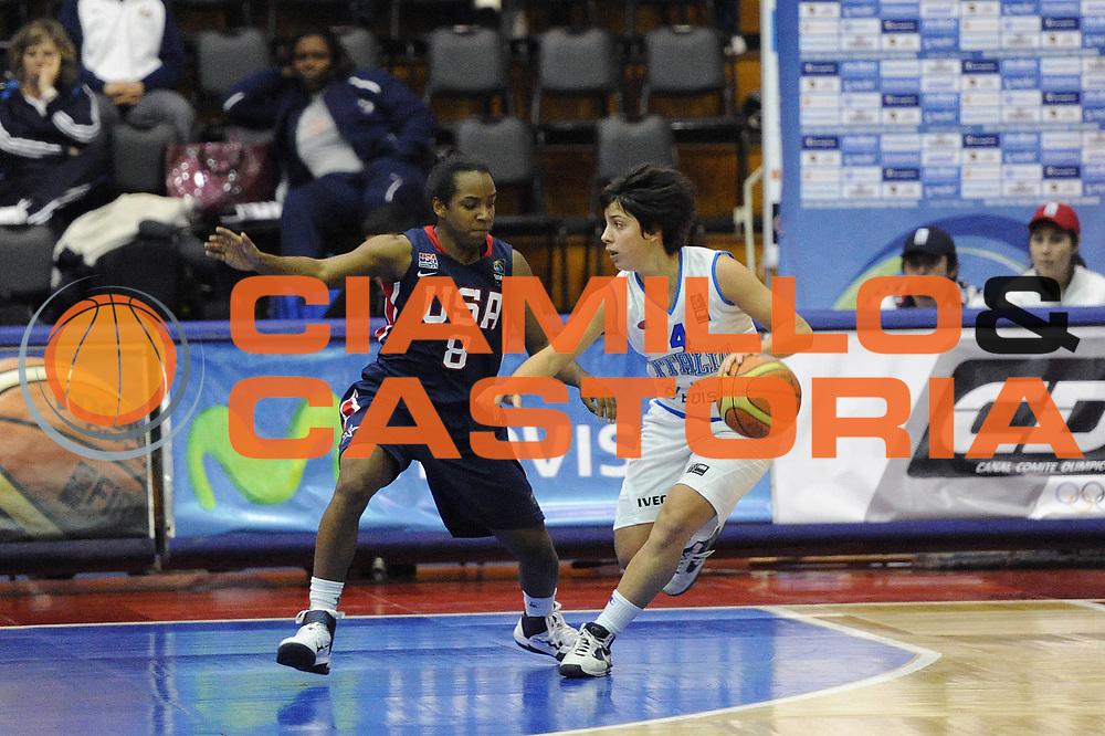 DESCRIZIONE : Chile Cile U19 Women World Championship 2011 Italy USA Italia  <br /> GIOCATORE : Francesca Dotto<br /> SQUADRA : Italia Italy<br /> EVENTO : Chile Cile U19 Women World Championship 2011 <br /> GARA : Italy USA Italia  <br /> DATA : 26/07/2011<br /> CATEGORIA : palleggio<br /> SPORT : Pallacanestro <br /> AUTORE : Agenzia Ciamillo-Castoria/C.De Massis<br /> Galleria : Fiba U19 World Championship Women Chile 2011<br /> Fotonotizia : Chile Cile U19 Women World Championship 2011 Italy USA Italia  <br /> Predefinita :