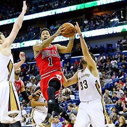 02-07-2015 Chicago Bulls at New Orleans Pelicans
