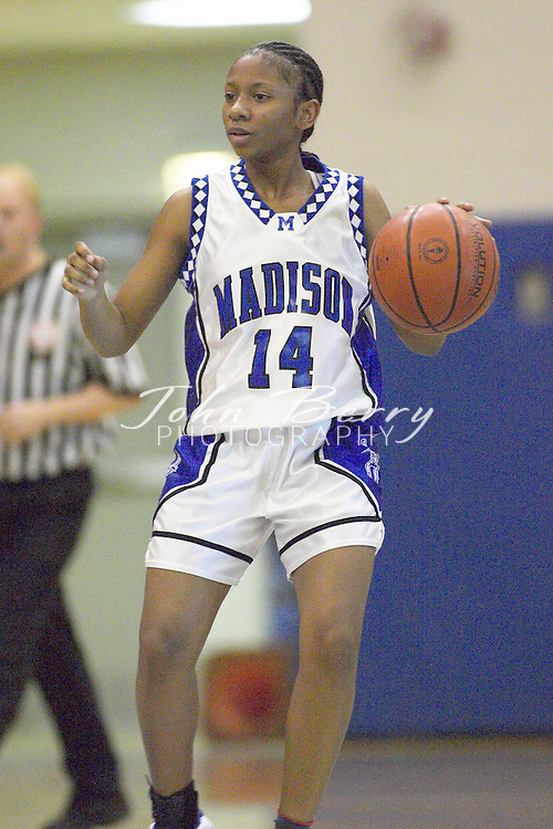 Varsity Girls Basketball..vs George Mason..January 6, 2005