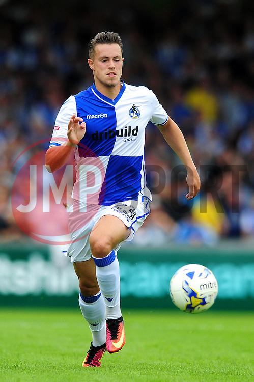 Billy Bodin of Bristol Rovers - Mandatory by-line: Dougie Allward/JMP - 14/08/2016 - FOOTBALL - Memorial Stadium - Bristol, England - Bristol Rovers v Oxford United - Sky Bet League One