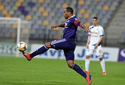 Marcos Magno Morales Tavares of Maribor an action during football match between NK Maribor and NK Celje in Round #24 of Prva liga Telekom Slovenije 2018/19, on March 30, 2019 in stadium Ljudski vrt, Maribor, Slovenia. Photo by Milos Vujinovic / Sportida