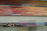 April 17, 2014 - Shanghai, China. UBS Chinese Formula One Grand Prix. Romain Grosjean (FRA), Lotus-Renault<br /> <br /> © Jamey Price / James Moy Photography