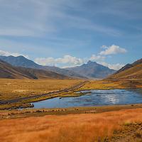 Where: Mountains, Peru.