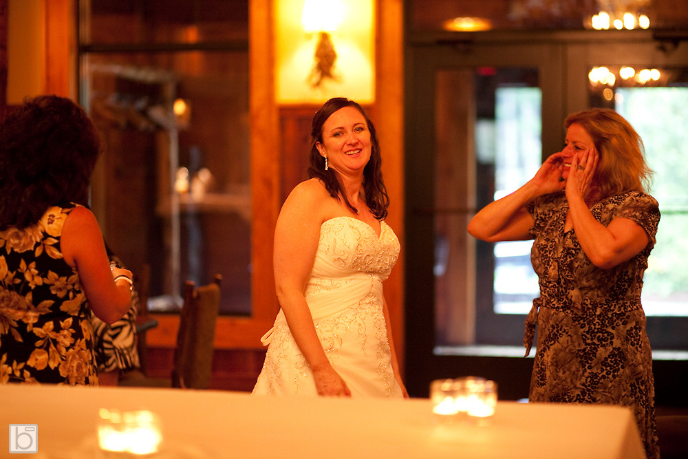 Sun, August 8, 2010; The Wedding celebration of Ashley Davis and Bobby Delisle at the Whiteface Lodge in Lake Placid, N.Y.(Photo/Todd Bissonette - http://www.rtbphoto.com)