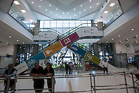 Bari Karol Wojtyła Airport is an airport serving the city of Bari in Italy. It is approximately 8 km northwest from the town centre. The airport is also known as Palese Airport after a nearby neighbourhood.