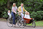 Photocall of the dutch Royal Family.<br />