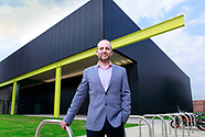 Corporate Environmental portraits Adrian Bleasdale Space Project