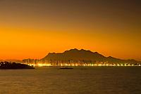Brasil - Espirito Santo - Vitoria - Praia de Camburi ao fim de tarde <br /> Foto: Gabriel Lordello /Mosaico Imagem