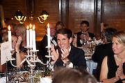 PRINCE PAVLOS OF GREECE, Charity Dinner in aid of Caring for Courage The Royal Scots Dragoon Guards Afganistan Welfare Appeal. In the presence of the Duke of Kent. The Royal Hospital, Chaelsea. London. 20 October 2011. <br /> <br />  , -DO NOT ARCHIVE-&copy; Copyright Photograph by Dafydd Jones. 248 Clapham Rd. London SW9 0PZ. Tel 0207 820 0771. www.dafjones.com.