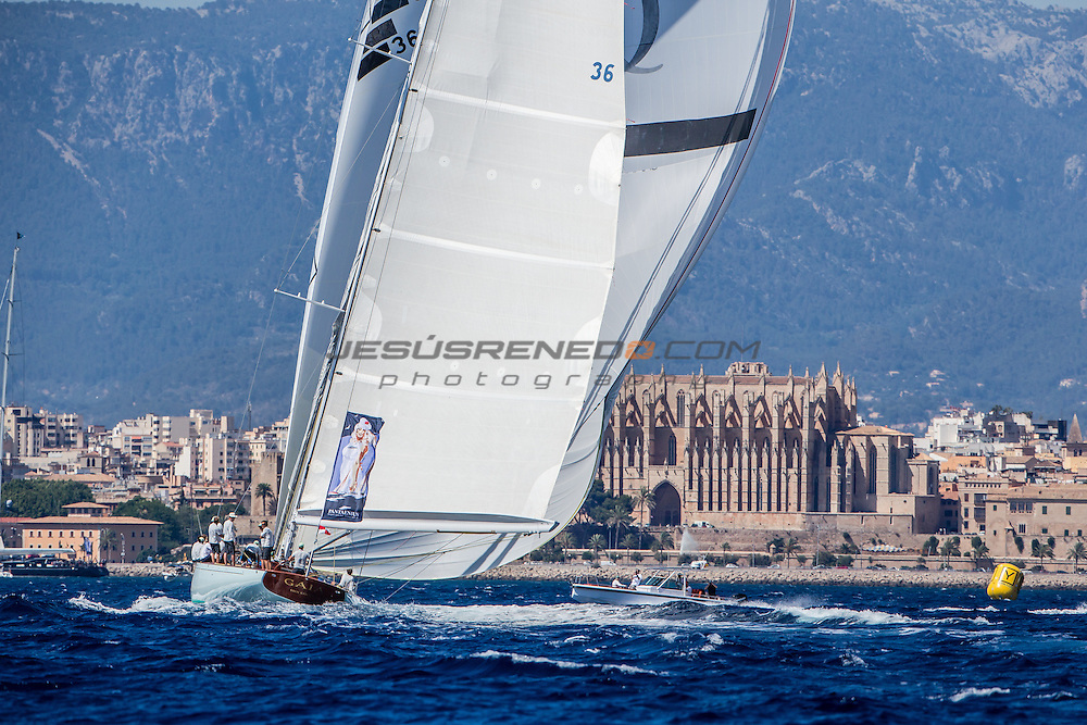 THE SUPERYACHT CUP 2015 ©jrenedo The Superyacht Cup Palma is the longest running superyacht regatta in Europe and consistently attracts the most prestigious sailing yachts from all over the world. The regatta is a favourite with yacht owners, friends, captains and crew who visit Palma de Mallorca annually for the 4 day regatta.