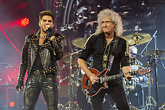 Auckland - Queen with Adam Lambert in concert