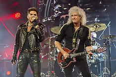 Auckland - Queen with Adam Lambert in concert